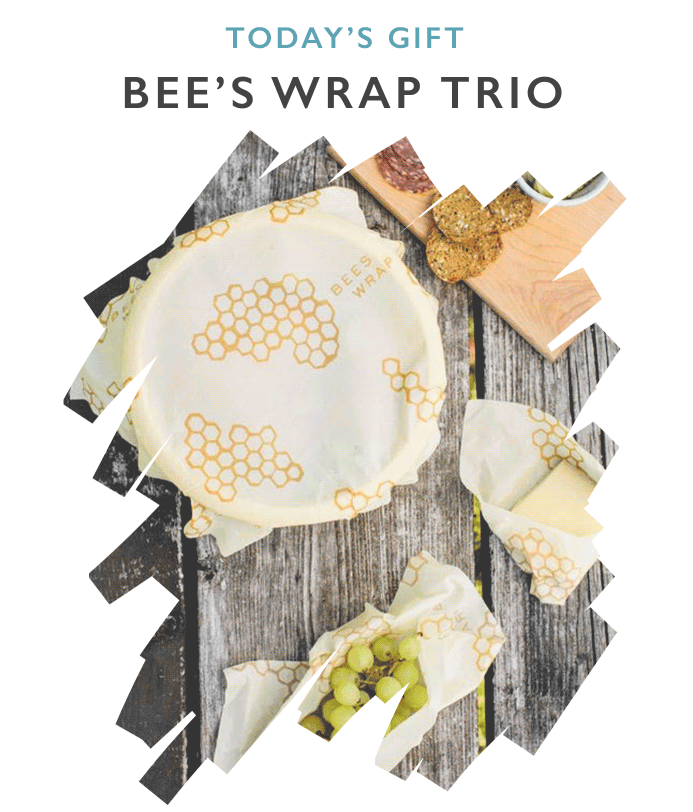 CAUSEBOX Coupon Code – FREE Bee's Wrap Assorted Set + FULL Spring Spoilers