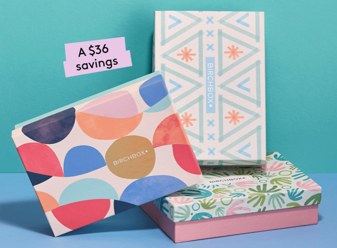 Birchbox Coupon – Get An Annual Subscription for $10/Box!