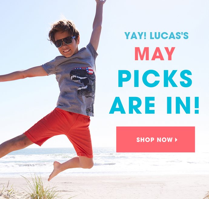 May 2019 FabKids Selection Time + New Subscriber Offer