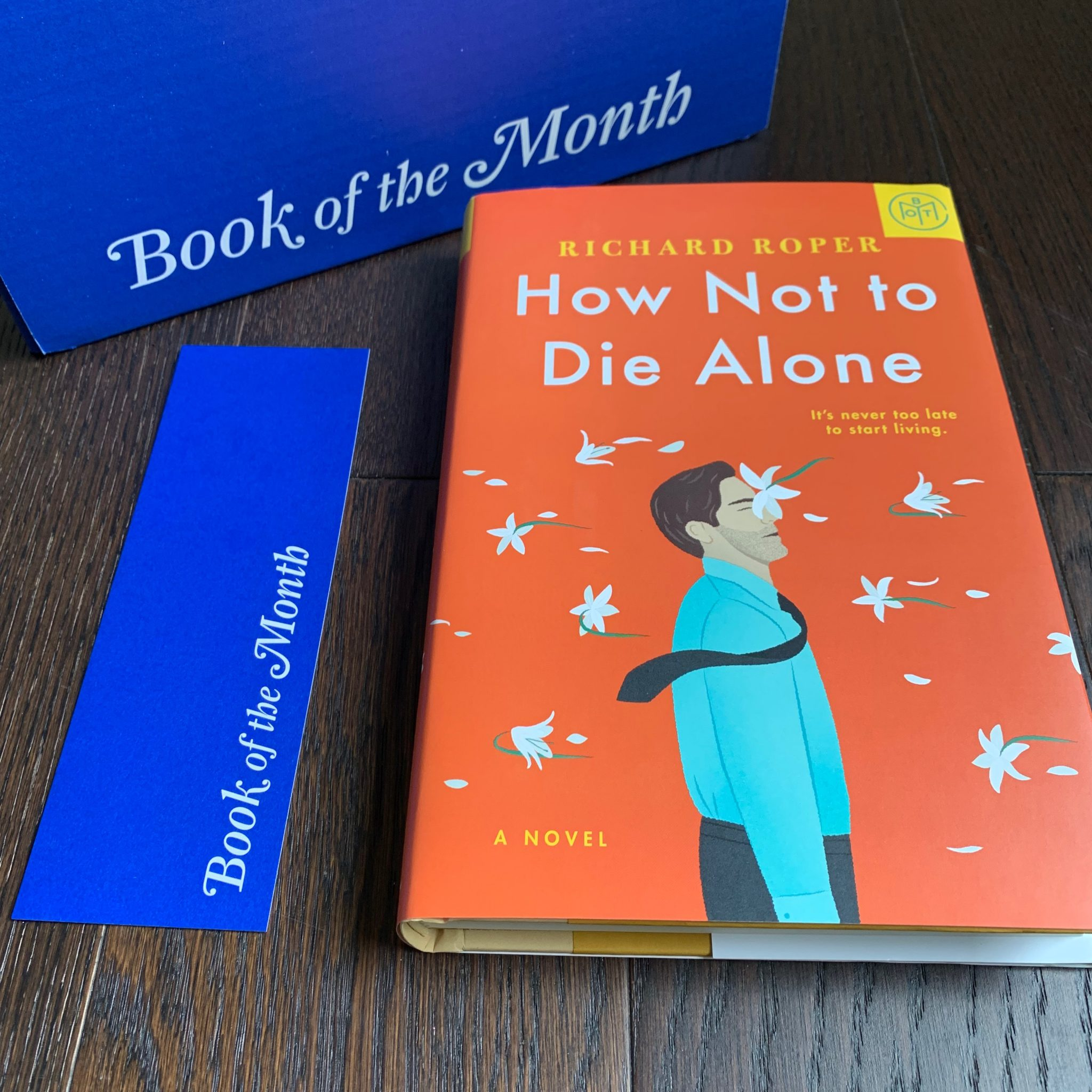 Book of the Month Review + Coupon Code – May 2019