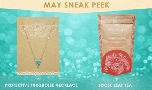May 2019 Goddess Provisions Box