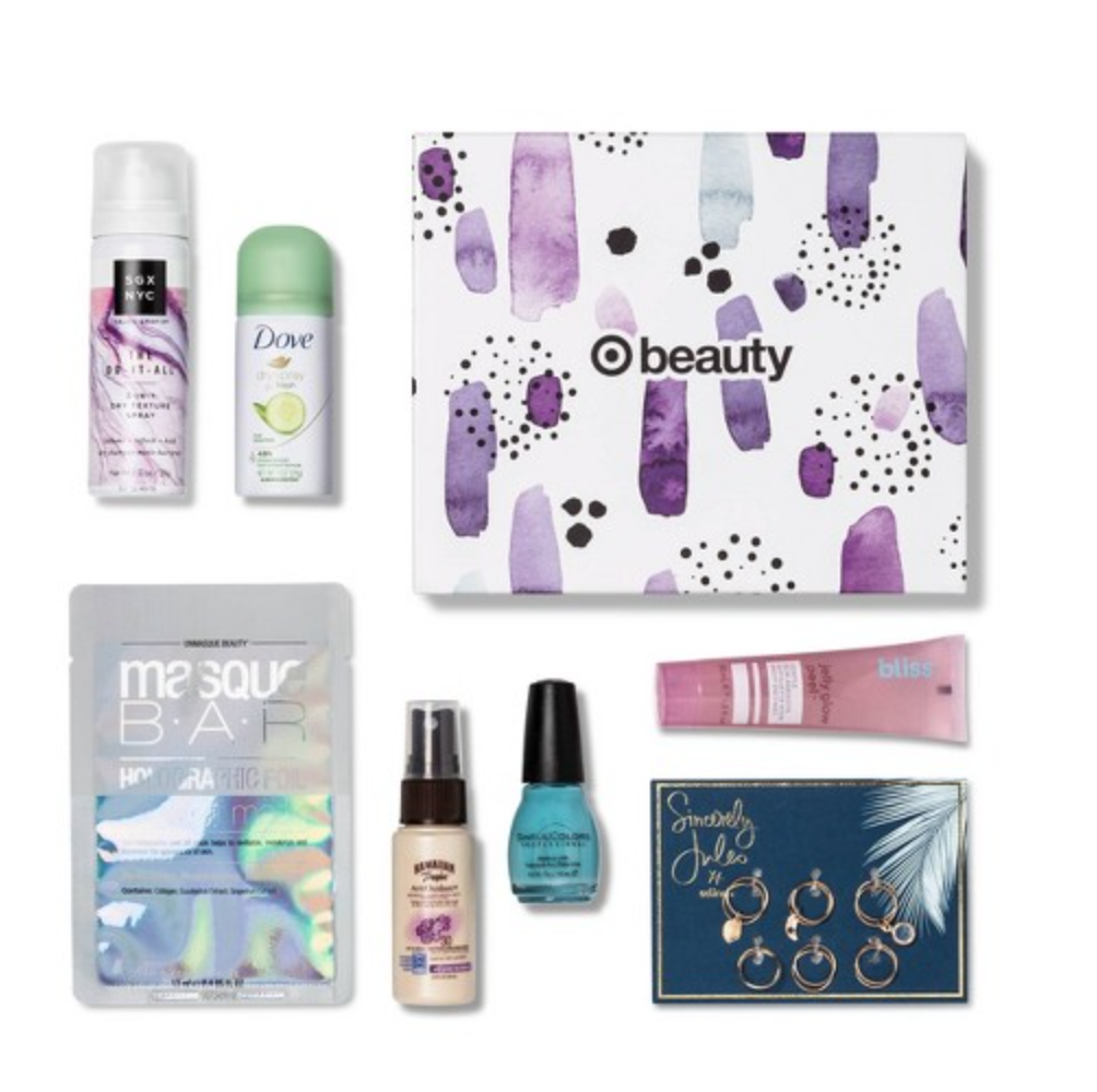 Target Beauty Boxes – On Sale For $5/Each!