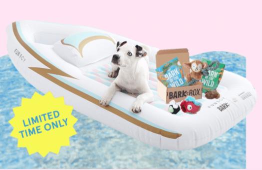 BarkBox – Free Funboy Dog Float!