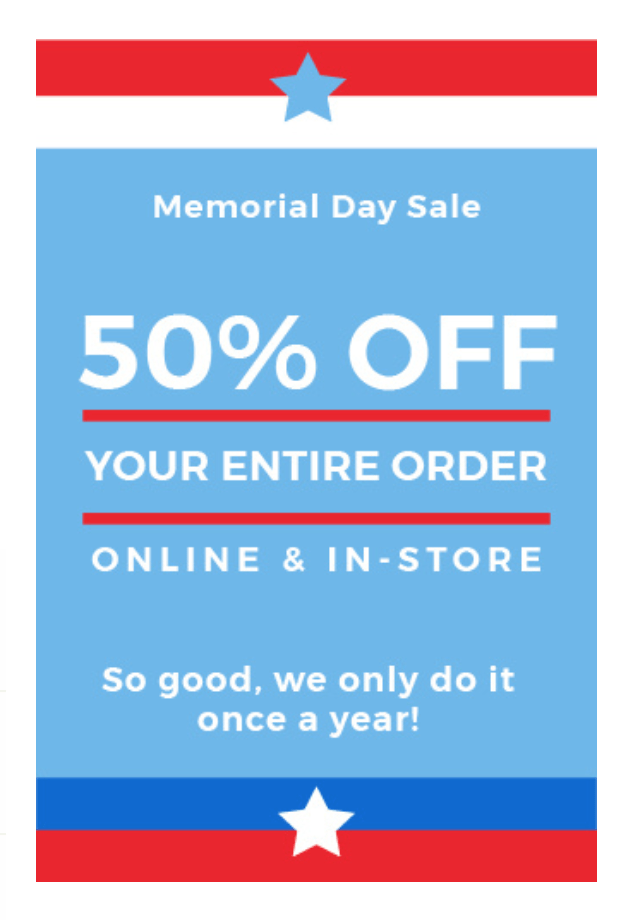 Fabletics Memorial Day Sale – Save 50% Off!