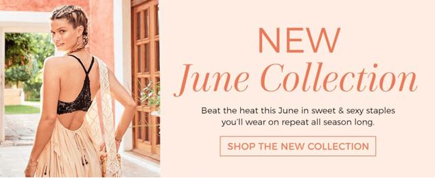 Adore Me June 2019 Selection Window Open + Coupon Code!