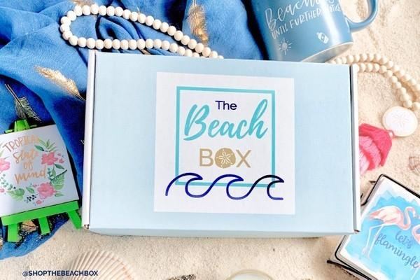 New Box Alert: The Beach Box