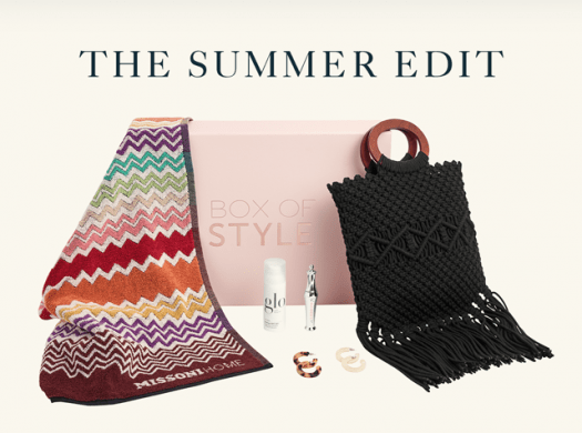 Box of Style by Rachel Zoe – Free Amazon Echo + $50 Off Annual Subscriptions