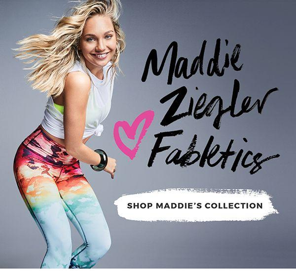 Fabletics Maddie Ziegler Collection – On Sale Now!