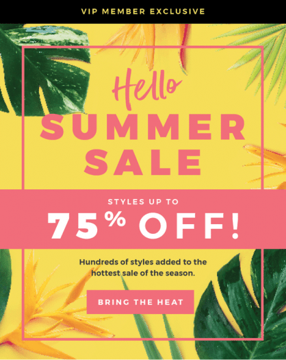 Fabletics Summer Sale – Save Up to 75% Off!