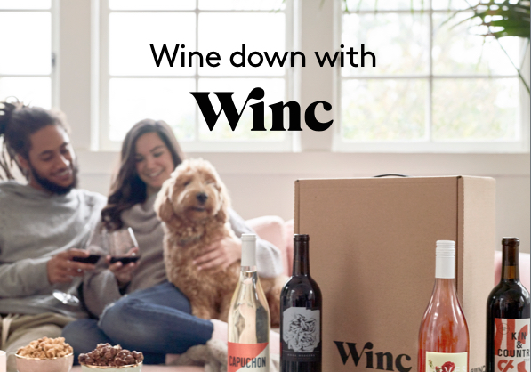 Winc 4th of July Sale – $25 Off First Month!