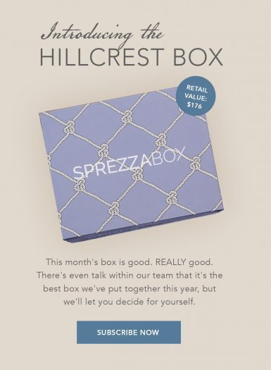 SprezzaBox June 2019 Spoiler #1 Plus Free Bonus Box