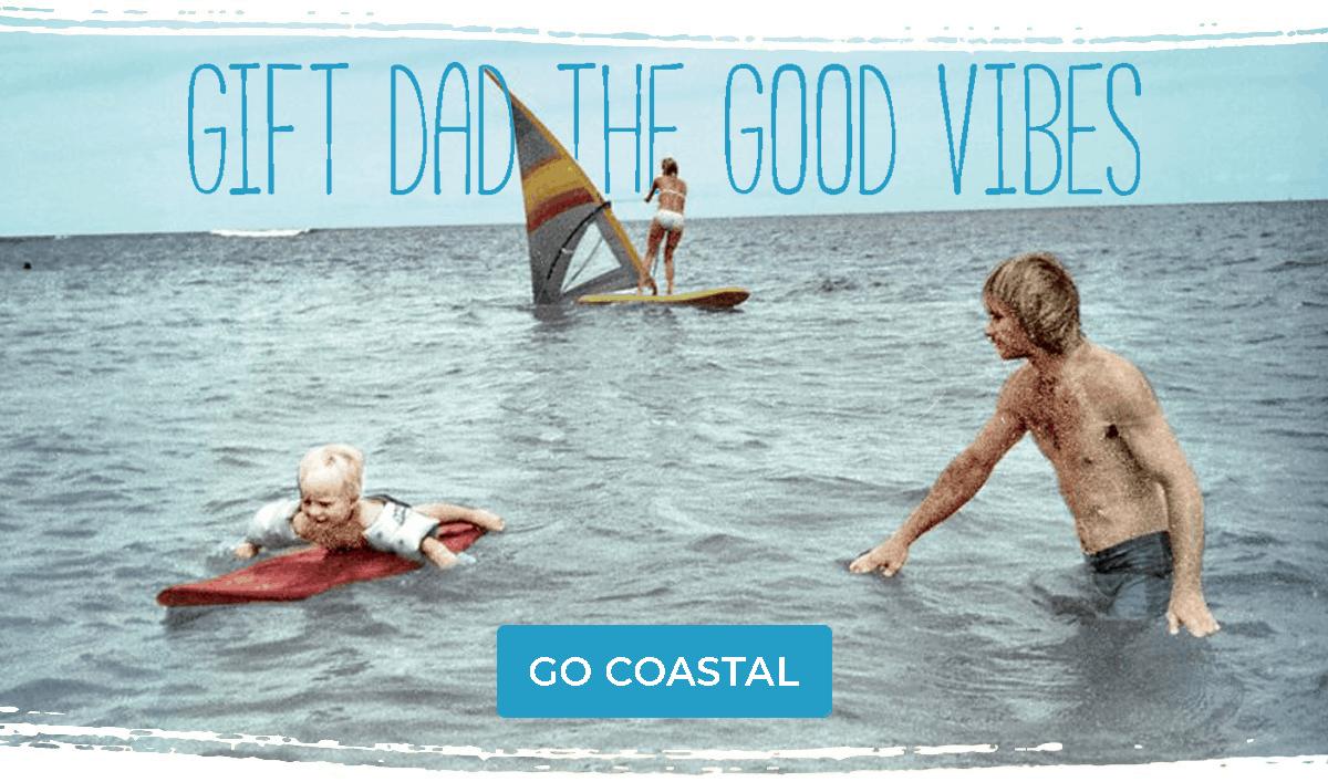 Coastal Co. Father's Day Sale – Save $30