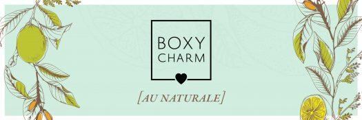 BOXYCHARM August 2019 Theme Reveal + August Spoilers