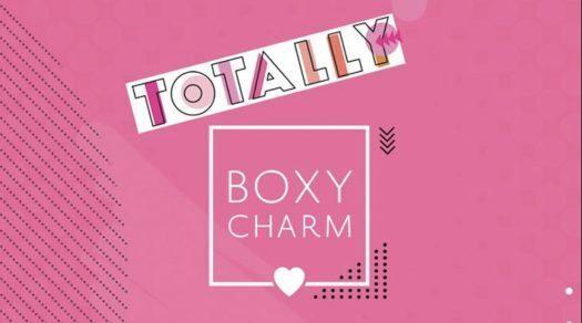 BOXYCHARM August 2019 Full Spoilers + Free Gift Offer!