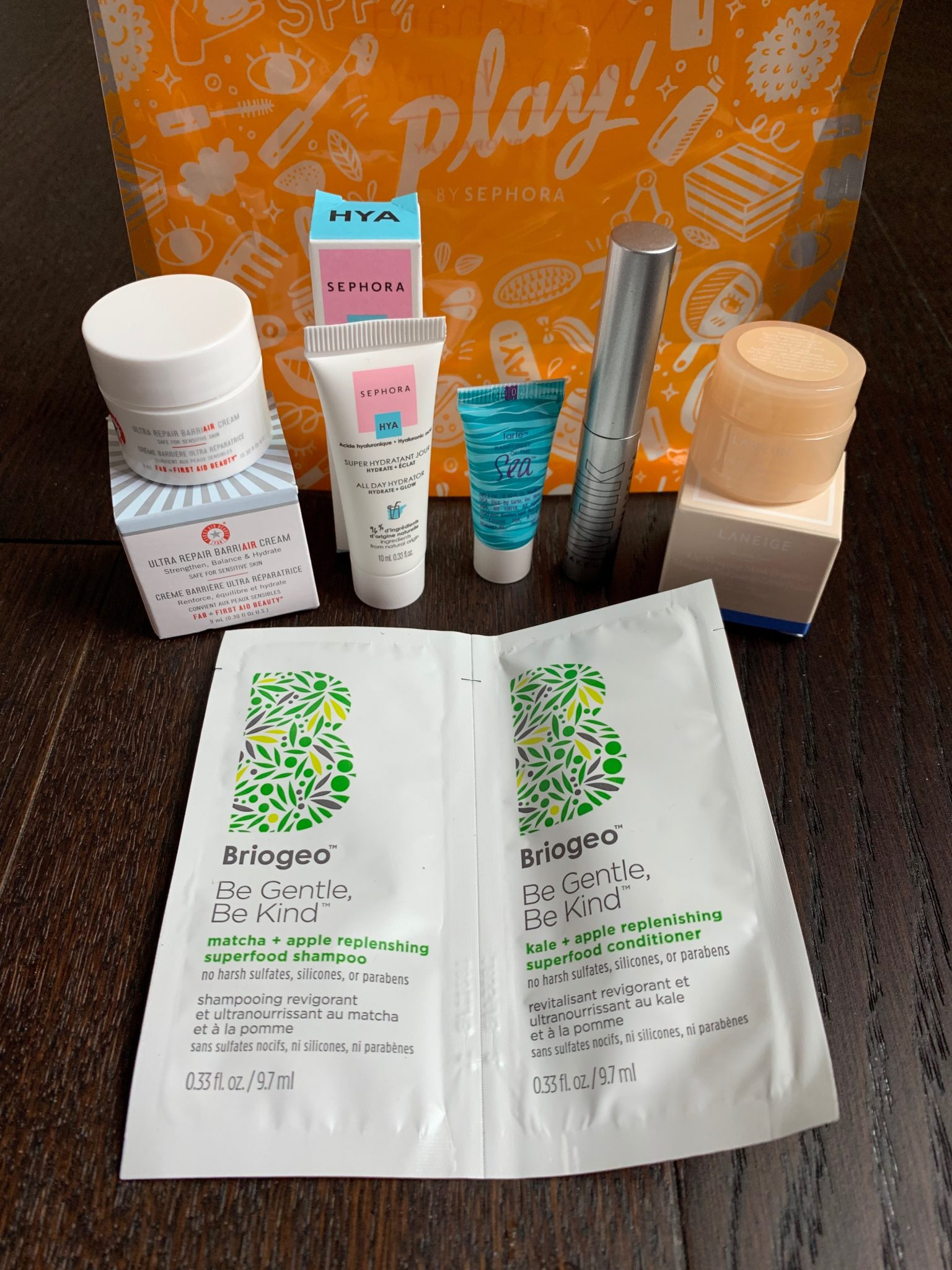Play! by Sephora Review – June 2019