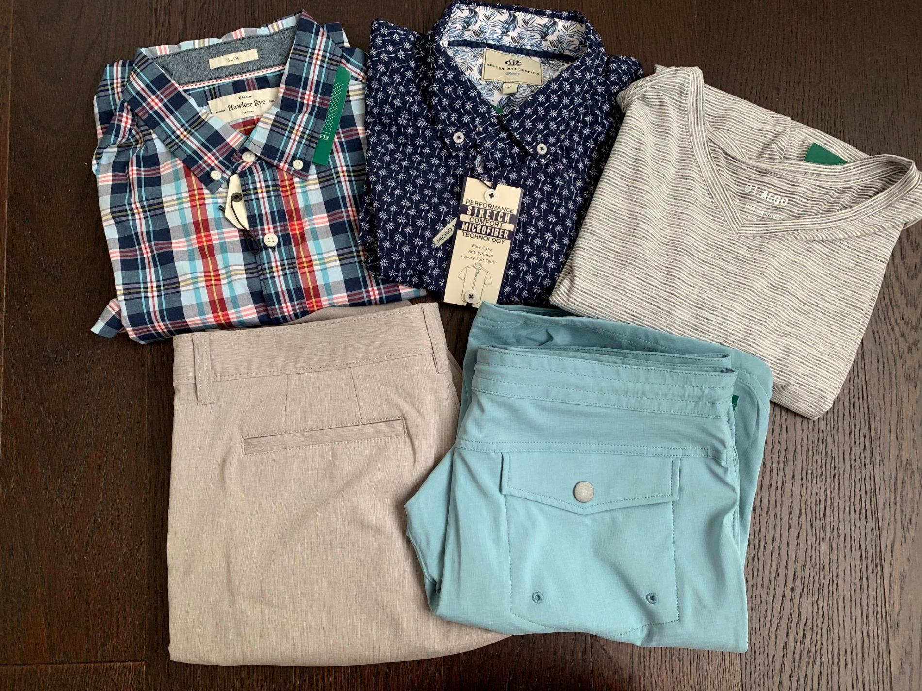 Stitch Fix Men Review – July 2019