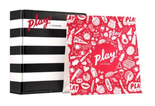 Play! by Sephora August 2019 Spoilers!