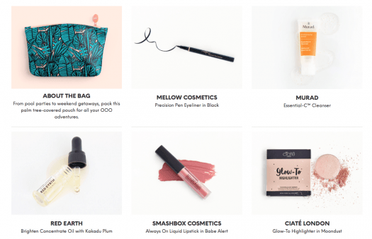 ipsy July 2019 Glam Bag Reveals are Up!