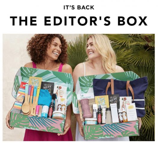FabFitFun Editor's Box – On Sale Now + Full Spoilers & $10 Off