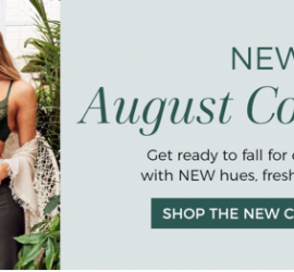 Adore Me August 2019 Selection Window Open + Coupon Code!