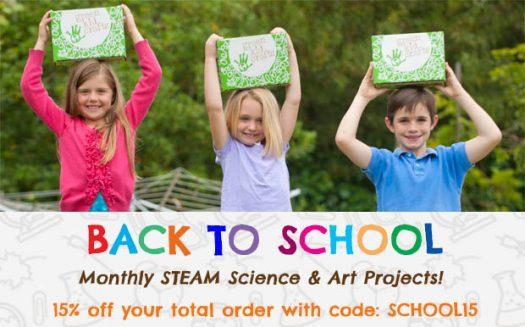 Green Kid Crafts – 15% Off Everything!