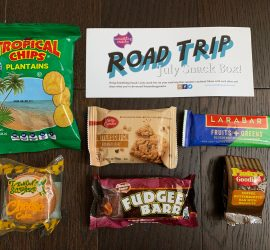 Something Snacks Review - July 2019