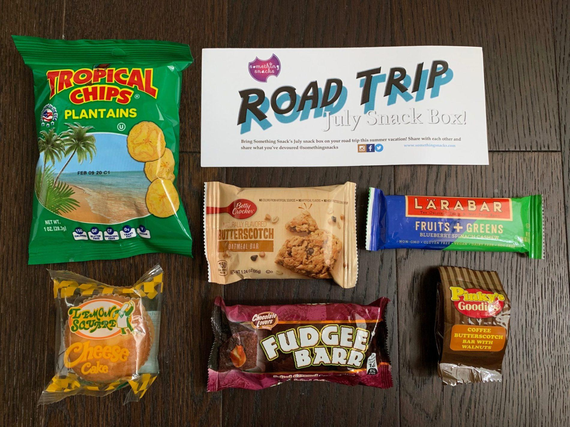 Something Snacks Review – July 2019