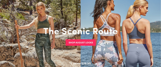Ellie Women's Fitness Subscription Box - August 2019 Reveal + Coupon Code!