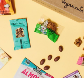 Vegan Cuts Snack Box August 2019 Spoilers