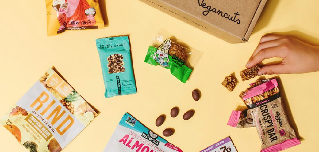 Vegan Cuts Snack Box April 2021 Spoilers