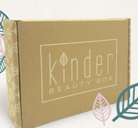 Kinder Beauty Box August 2019 Spoilers