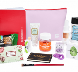 Birchbox Limited Edition: Deskside Essentials Limited Edition Box - On Sale Now + Coupon Codes!