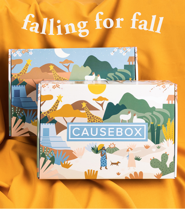 CAUSEBOX Fall 2019 20% Off Coupon Code +  FULL Spoilers