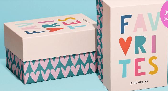Birchbox Favorites Limited Edition Box – On Sale Now