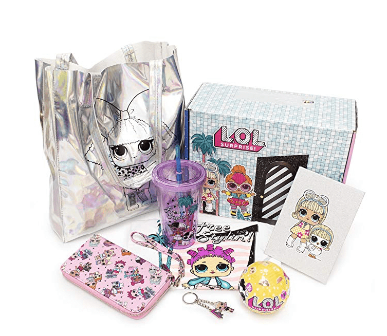 L.O.L. Surprise Box – Now Sold on Amazon!
