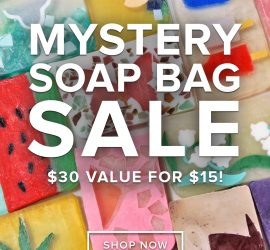 Basin $15 Mystery Bag Sale!