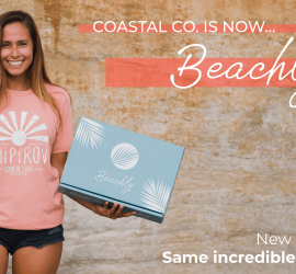 Coastal Co. is now Beachly + 24% Off Coupon Code!