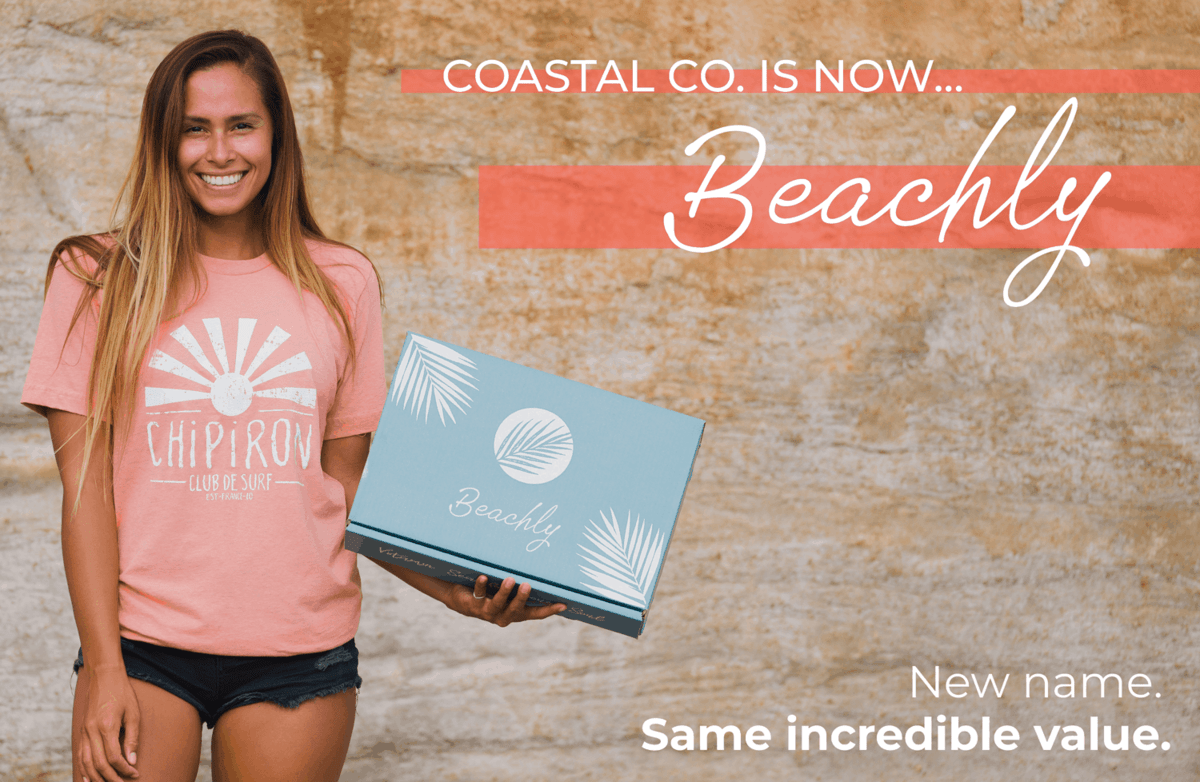 Beachly (formerly Coastal Co.) 20% Off Coupon Code + Fall Box FULL Spoilers