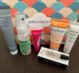 Birchbox Review + Coupon Code - August 2019