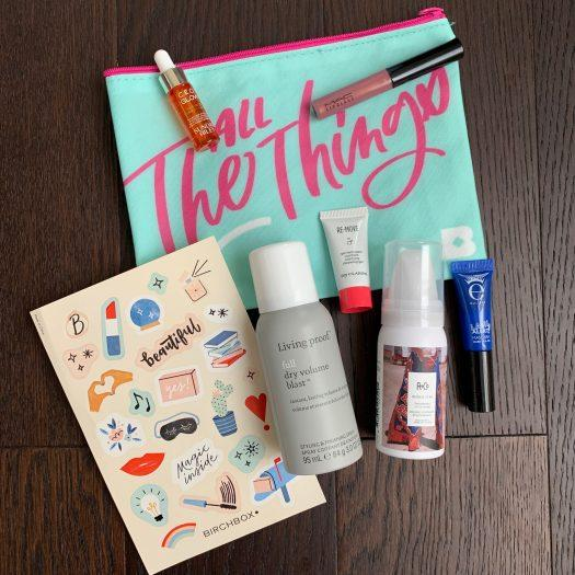 Birchbox Review + Coupon Code – September 2019