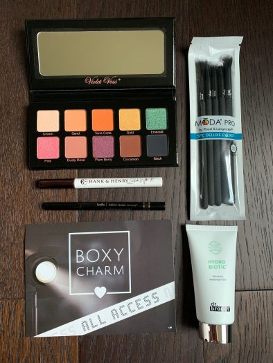 BOXYCHARM Subscription Review - September 2019