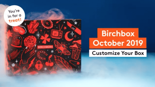 Birchbox October 2019 Sample Choice & Curated Box Reveals