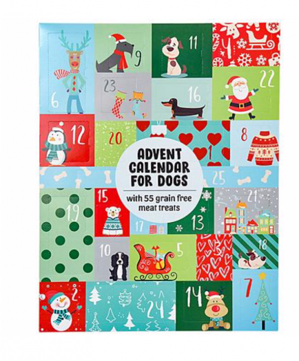 Sam's Club Advent Calendar for Dogs – On Sale Now!