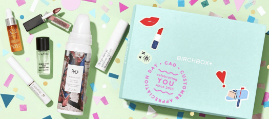 Birchbox Coupon – First Box for $8!