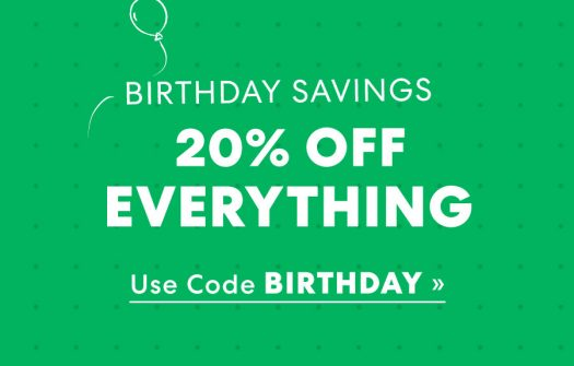 EXTENDED!  KiwiCo Birthday Sale – Save 20% Off Coupon Code!