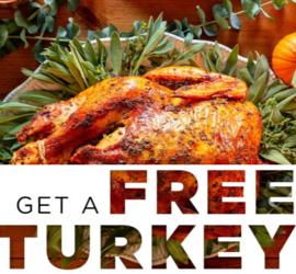Butcher Box - FREE Thanksgiving Turkey!