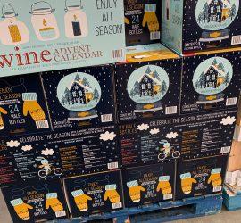 Costco 2019 Wine Advent Calendar - On Sale Now!
