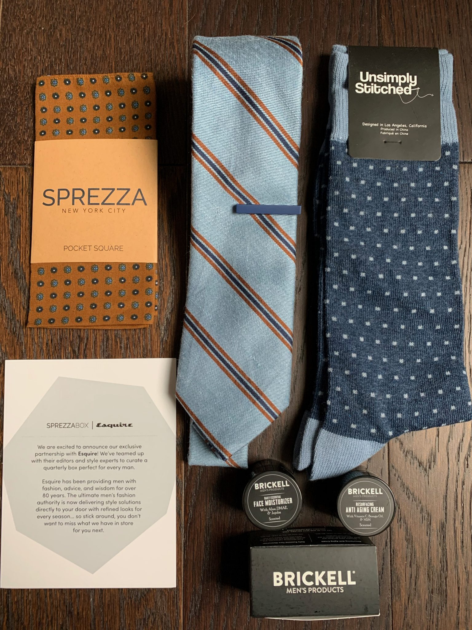 SprezzaBox Review + Coupon Code – October 2019