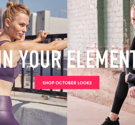 Ellie Women's Fitness Subscription Box - October 2019 Reveal + Coupon Code!