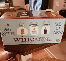Costco 2019 Wine Advent Calendar - Coming Soon!